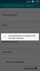 Samsung Galaxy A3 - E-mail - Configurar correo electrónico - Paso 16