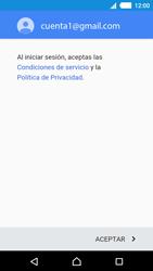 Sony Xperia M4 Aqua - E-mail - Configurar Gmail - Paso 12