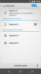 Sony D5503 Xperia Z1 Compact - Bluetooth - Koppelen met ander apparaat - Stap 8