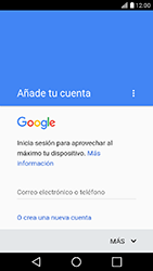 LG K10 (2017) - E-mail - Configurar Gmail - Paso 8