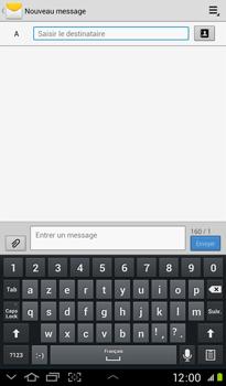 Samsung P3100 Galaxy Tab 2 7-0 - MMS - envoi d'images - Étape 4