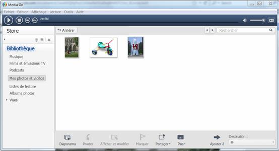Sony Xperia XZ1 - Photos, vidéos, musique - Récupérer vos contenus multimédias avec un ordinateur - Étape 7