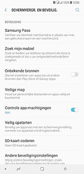 Samsung Galaxy A8 Plus - Beveiliging en privacy - zoek mijn mobiel activeren - Stap 5