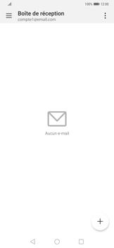 Huawei Mate 20 Pro - E-mail - Configuration manuelle - Étape 17