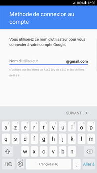 Samsung Samsung G928 Galaxy S6 Edge + (Android N) - Applications - Créer un compte - Étape 10