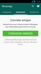 Wiko Darkmoon - Aplicações - Como configurar o WhatsApp -  11