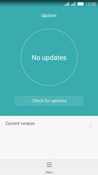 Huawei Y635 Dual SIM - Network - Installing software updates - Step 7