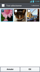LG Optimus F6 - Contact, Appels, SMS/MMS - Envoyer un MMS - Étape 16