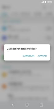 LG G6 - Internet - Activar o desactivar la conexión de datos - Paso 4