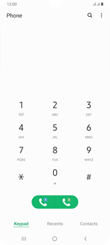 Samsung Galaxy A70 - Voicemail - Disable Voicemail - Step 4