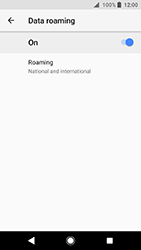 Sony Xperia XA2 - Internet - Disable data roaming - Step 7