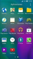 Samsung A500FU Galaxy A5 - Mensajería - Configurar el equipo para mensajes de texto - Paso 3