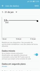 Samsung Galaxy S7 - Internet (APN) - Como configurar a internet do seu aparelho (APN Nextel) - Etapa 5