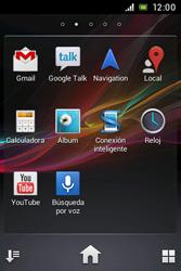 Sony Xperia E - Bluetooth - Transferir archivos a través de Bluetooth - Paso 3