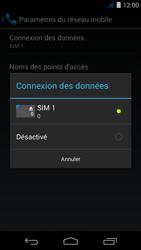 Acer Liquid Jade S - Internet - Configuration manuelle - Étape 7