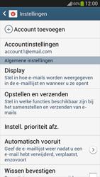 Samsung C105 Galaxy S IV Zoom LTE - E-mail - Instellingen KPNMail controleren - Stap 7