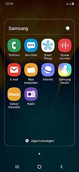 Samsung Galaxy A20e - MMS - afbeeldingen verzenden - Stap 3