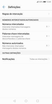 Huawei P Smart - Chamadas - Como bloquear chamadas de um número -  6