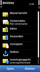 Nokia C7-00 - MMS - probleem met ontvangen - Stap 4