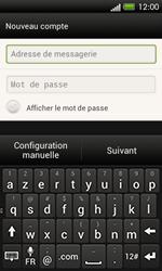 HTC C525u One SV - E-mail - Configuration manuelle - Étape 7