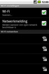 LG GW620 - Wifi - handmatig instellen - Stap 7