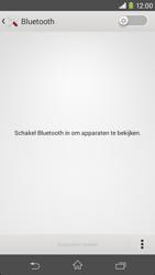 Sony Xperia M2 4G (D2303) - Bluetooth - Aanzetten - Stap 4