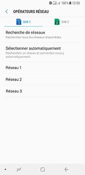 Samsung Galaxy A8 (2018) - Réseau - Sélection manuelle du réseau - Étape 11