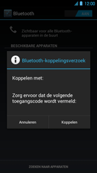 Huawei Ascend P1 LTE - Bluetooth - Headset, carkit verbinding - Stap 8