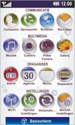 LG GD900 Crystal - E-mail - Handmatig instellen - Stap 3