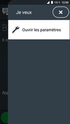 Doro 8035 - SMS - Configuration manuelle - Étape 5