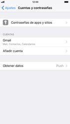 Apple iPhone 6 - iOS 11 - E-mail - Configurar Gmail - Paso 9