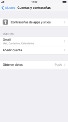 Apple iPhone 8 - E-mail - Configurar Gmail - Paso 9