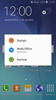Samsung Galaxy J7 - Internet (APN) - Como configurar a internet do seu aparelho (APN Nextel) - Etapa 29