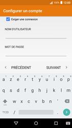 Acer Liquid Z530 - E-mail - Configuration manuelle - Étape 17