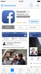 Apple iPhone 5 iOS 9 - Applications - Télécharger des applications - Étape 6