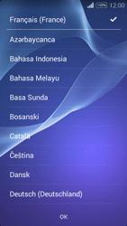 Sony Xpéria E3 - Premiers pas - Créer un compte - Étape 3
