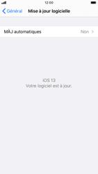Apple iPhone 7 - iOS 13 - Appareil - Mise à jour logicielle - Étape 7