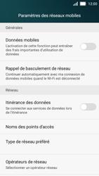 Huawei Y5 - Internet - Activer ou désactiver - Étape 6
