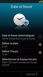 Samsung Galaxy S4 Mini - Premiers pas - Créer un compte - Étape 6
