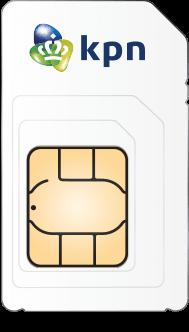 Huawei Ascend Y300 - Nieuw KPN Mobiel-abonnement? - In gebruik nemen nieuwe SIM-kaart (nieuwe klant) - Stap 3