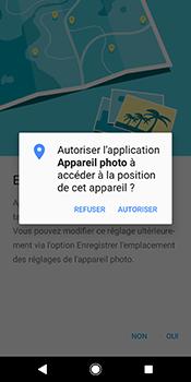 Sony Xperia XZ2 - Photos, vidéos, musique - Prendre une photo - Étape 5