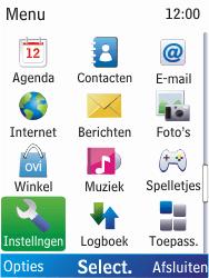 Nokia X2-00 - Bellen - in het buitenland - Stap 3