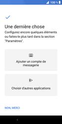 Alcatel 1X - Premiers pas - Configuration de l