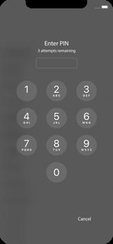 Apple iPhone X - Toestel - Toestel activeren - Stap 5