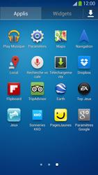 Samsung Galaxy S4 - Internet et connexion - Activer la 4G - Étape 3