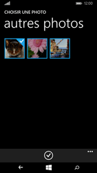 Microsoft Lumia 535 - E-mail - Envoi d