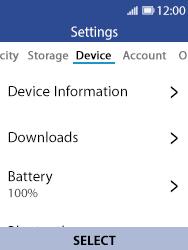 Nokia 8110 Banana - Device - Factory reset - Step 7
