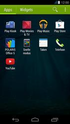 Acer Liquid Z500 - Voicemail - handmatig instellen - Stap 3