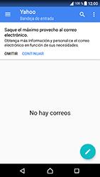 Sony Xperia XA1 - E-mail - Configurar Yahoo! - Paso 5