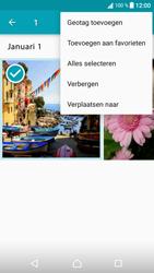 Sony Xperia XA1 (G3121) - Contacten en data - Foto
